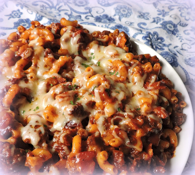 BBQ Bacon, Cheeseburger Macaroni