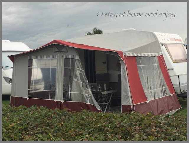 Camping in Stein - stay at home and enjoy