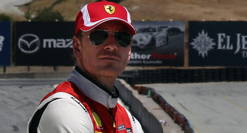 The Next Steve McQueen? Michael Fassbender's Competing In ... Michael Fassbender Wisconsin