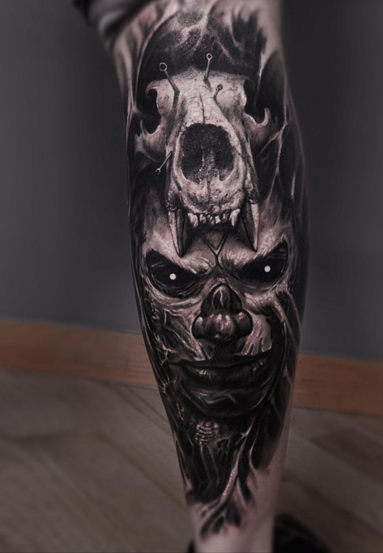 Badabun Co 20 Tatuajes Realistas Que Te Haran Morir De Miedo Y Amor