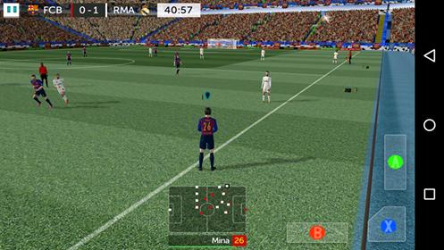 تحميل لعبة MSE 18 مود FTS للاندرويد بدون انترنت من ميديا فاير