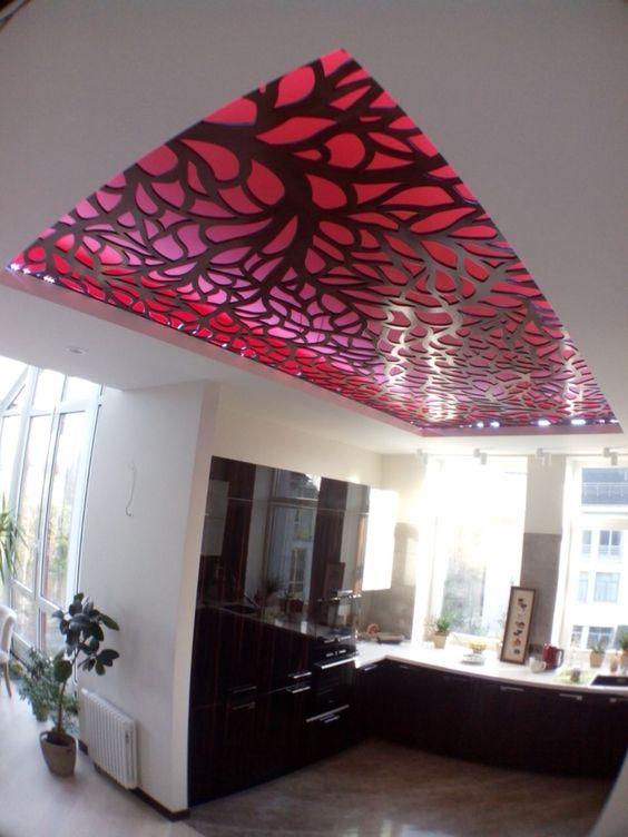 CNC Ceiling Design Ideas - Decor Units