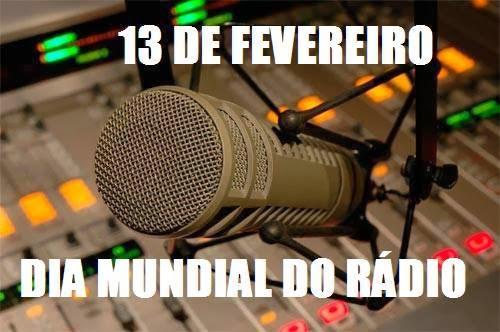 Resultado de imagem para No Dia Mundial do Rádio
