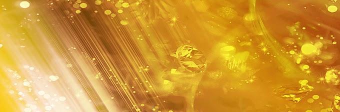 แจกไฟล์ PSD พื้นหลังสีทอง