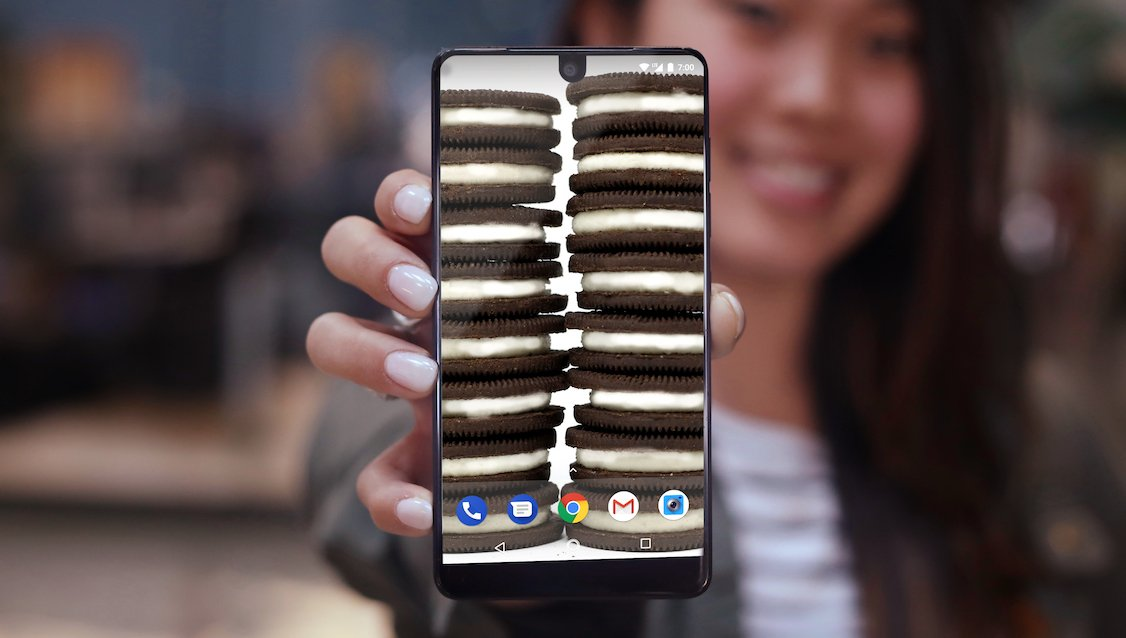 Android 8.0 Oreo rollout officially begins for all Essential Phone