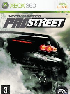 Need for Speed Pro Street (X-BOX360) 2007