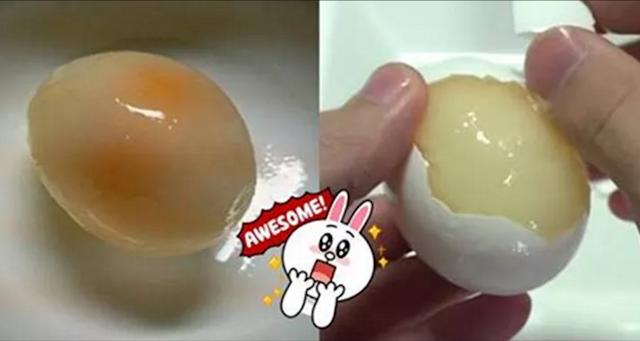 Trend Baru di Jepang: Memasukkan Telur Mentah ke Dalam Freezer! Memang Kelihatan Aneh, Tapi Waktu Telur Bekunya Diceplok...