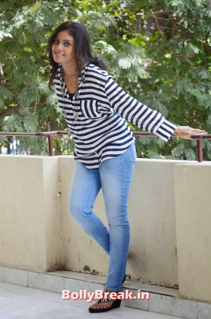 , Chandini Tamilarasan HD Images in Jeans & Top