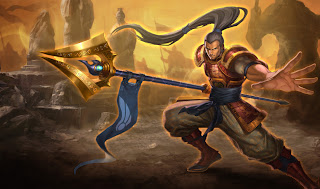Chinese Imperial Xin Zhao Skin