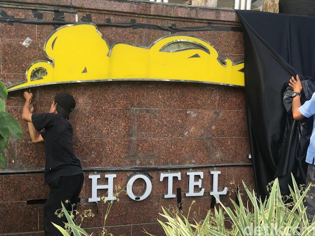 Nama Hotel Alexis Sudah Lenyap dari Jakarta