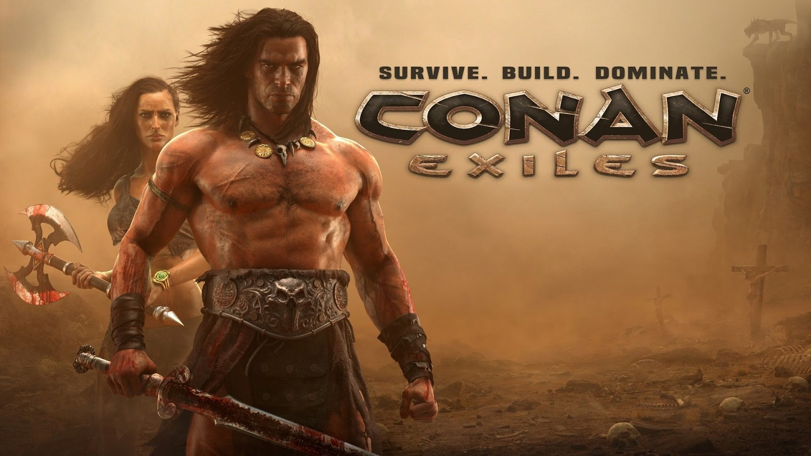 Google Drive] Download Game Conan Exiles Amount Cracked - Codex