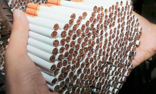 Συνελήφθησαν στη Θεσσαλονίκη με 101.980 πακέτα λαθραίων τσιγάρων