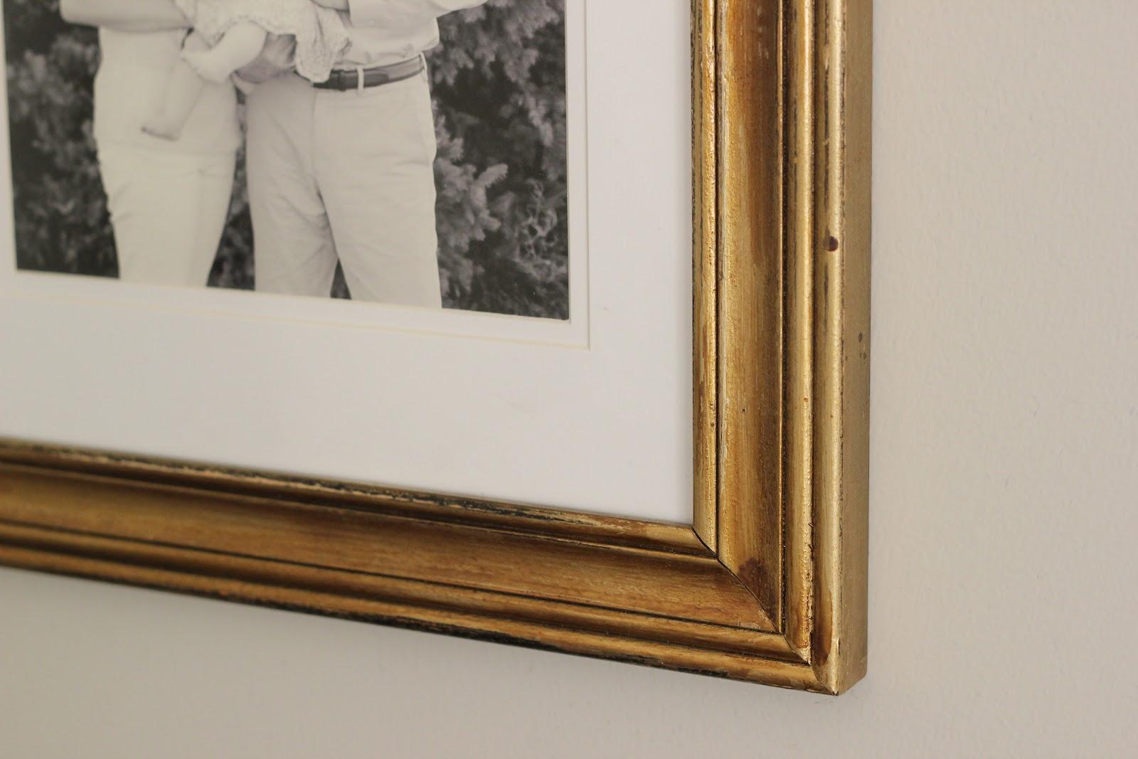 Well-liked Jenny Steffens Hobick: DIY Gilded Frames KT78