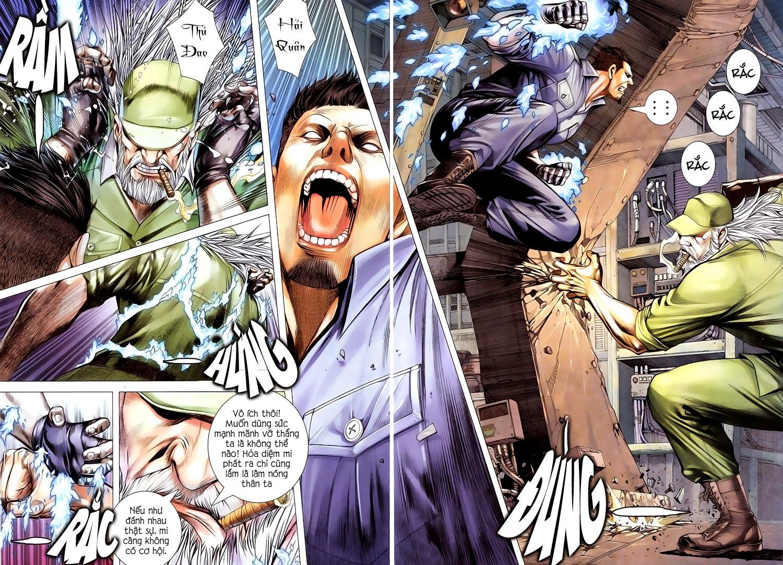 Đại Quân Phiệt chap 14 trang 18