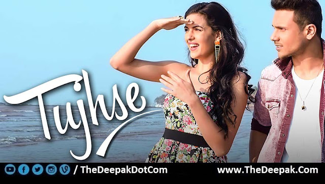 TUJHSE Guitar Chords, Hindi song by Mickey Singh, Palash Muchhal