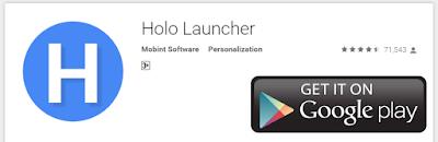 https://play.google.com/store/apps/details?id=com.mobint.hololauncher&hl=en