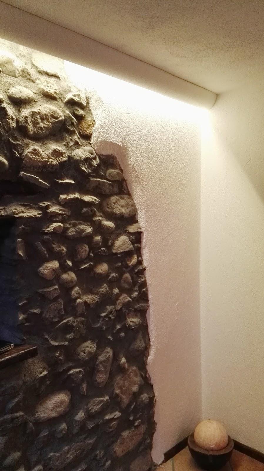 Illuminazione Led casa Aosta  Illuminazione Led in un