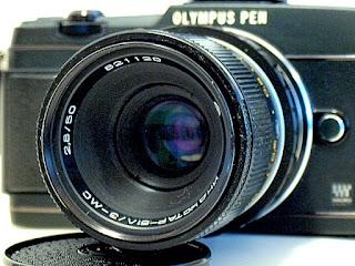 Industar 61 L/Z 50mm f/2.8, View