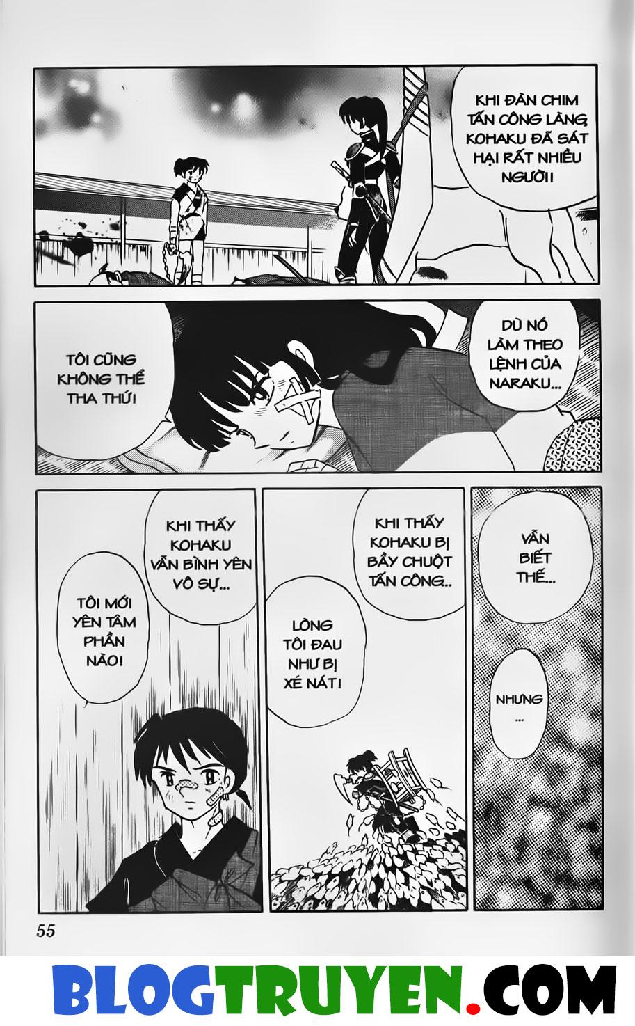 Inuyasha vol 34.3 trang 16