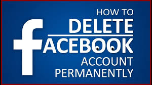 Discover to delete facebook account permanently