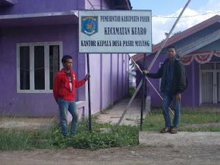 Desa Paser Mayang Kecamatan Kuaro Kabupaten Paser - Kalimantan Timur