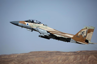 Israeli air force jets kill two in rare targeting of Syrian chemical facility