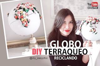 http://easychicmanualidades.blogspot.com/2016/04/diadelatierra-como-hacer-un-globo.html