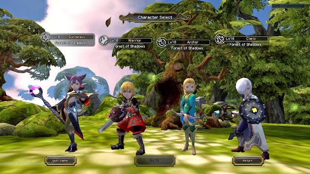 Dragon Nest Offline Trial free download Setup