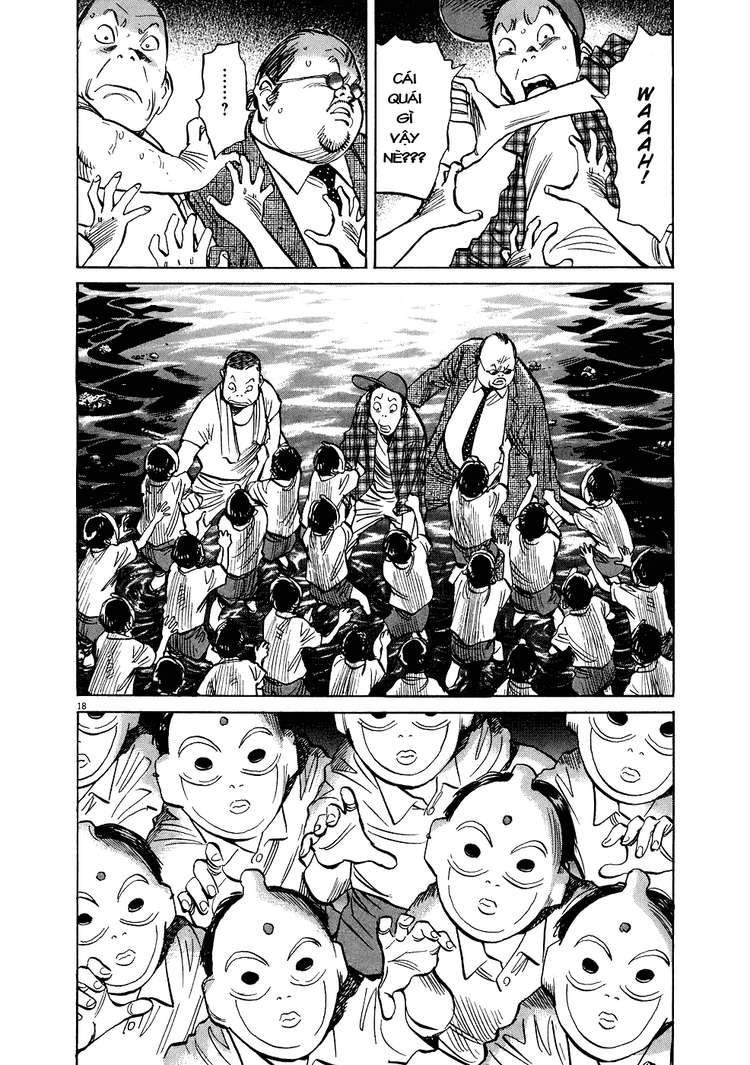 20th Century Boys chapter 241 trang 37