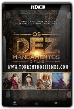 Baixar Os Dez Mandamentos – O Filme (2016) Torrent – Nacional HDTS