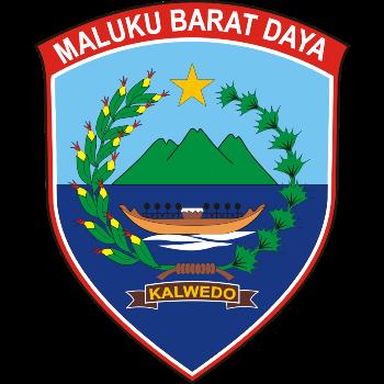 Logo Kabupaten Maluku Barat Daya PNG