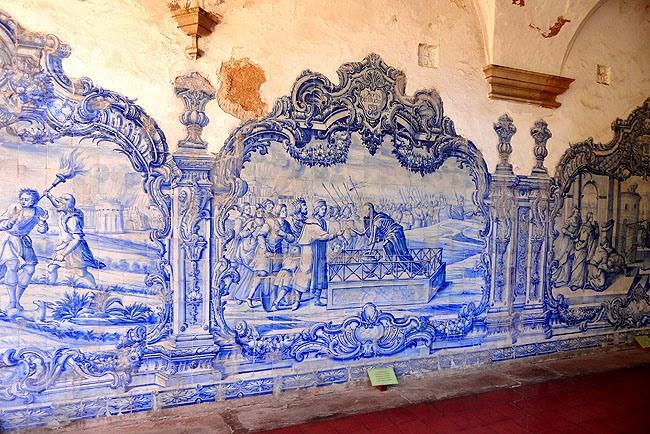A hist ria do azulejo portugu s for Casa dos azulejos lisboa
