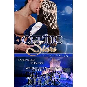 celtic stars, Delaney Rhodes, celtic novel