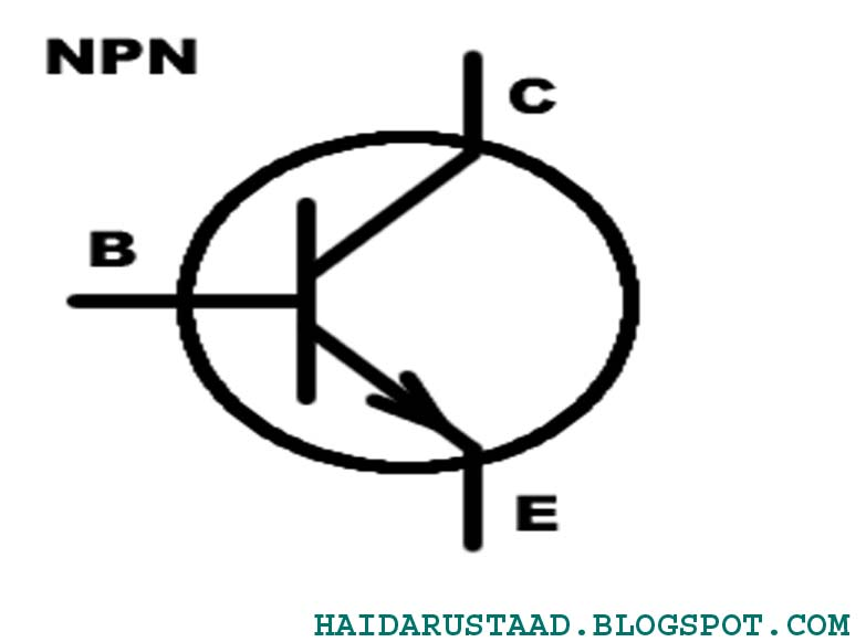 electronic transistor and transistor symbols  u00ab electrical and electronic free learning tutorials