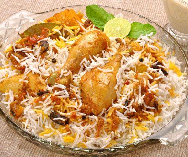 Eid special recipes – Shahi Nawabi Biryani