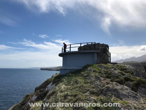 Llanes Asturias en autocaravana | caravaneros.com