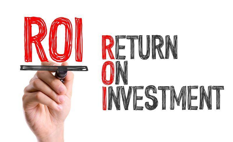 معدل العائد على الاستثمار - الشرح مع الأمثلة