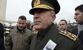 Τούρκος Επιτελάρχης: Έχουμε την ισχύ να επιχειρούμε στην Αφρίν και να ελέγχουμε το Αιγαίο
