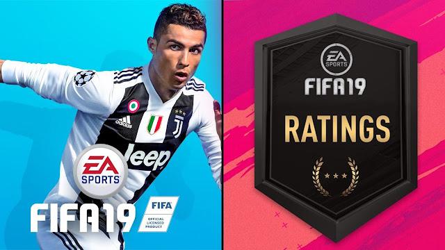الكشف عن قائمة أفضل 50 لاعب داخل لعبة FIFA 19 القادمة ، ما رأيكم ؟