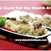 Siomai Could Put Our Health At Risk!!!