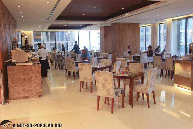 Spice Cafe of City Garden Grand Hotel in Makati