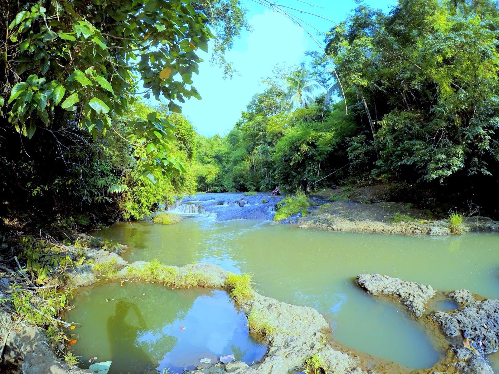 Hulugan Falls San Salvador Laguna