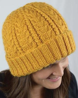 wzór czapki