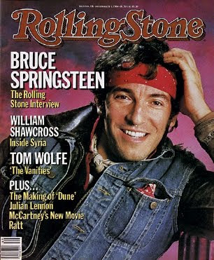 Featuring the Rolling Stone interview with Bruce Springsteen, by Debby Miller July 19, 1984
