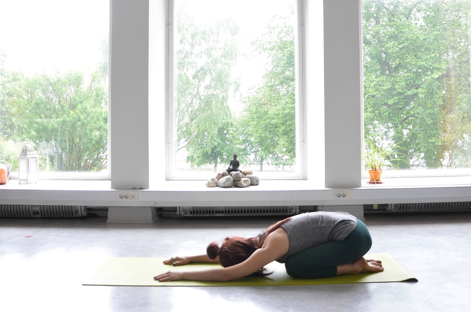 Amandas Yoga: Yin Yoga to Balance the Chakras