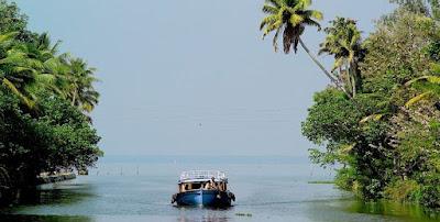 kadambrayar boating centre ernakulam