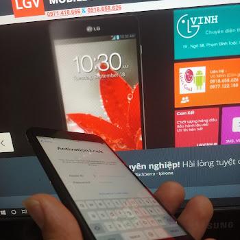 Mở khóa Icloud Iphone - Ipad - iwatch Vinh Nghệ An