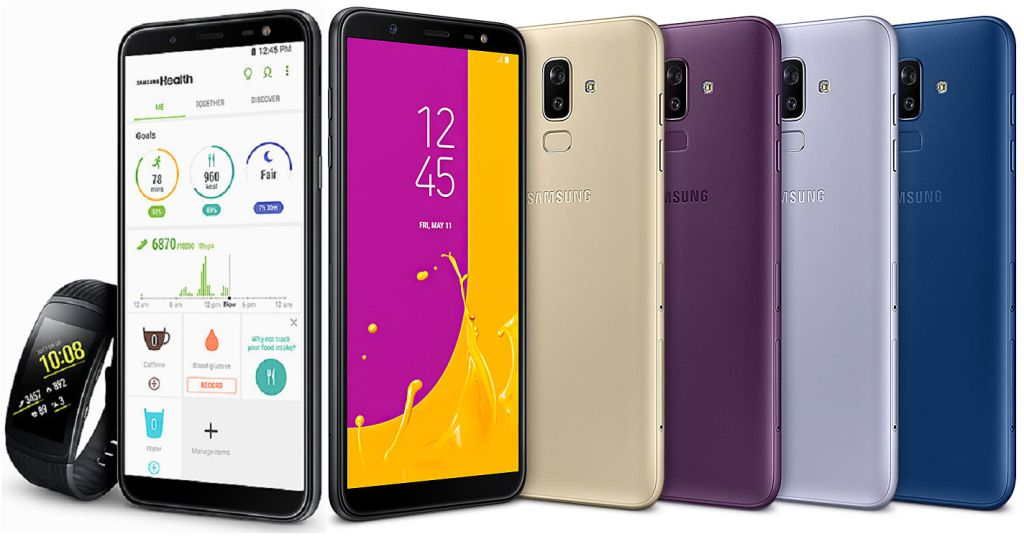 Samsung Galaxy J8 SM-J810 with Specifications
