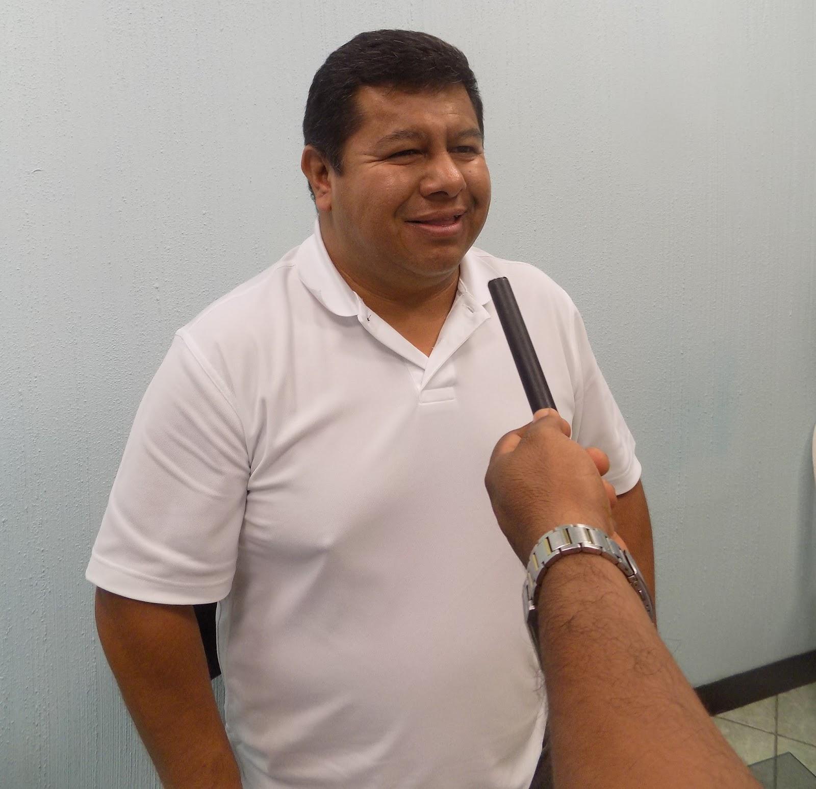Javier Aguilar (Tocumbo) dice que va con todo en busca de candidatura a la Presidencia municipal de Petatlan por el PRI