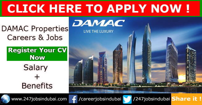 Jobs Opportunities at DAMAC Careers